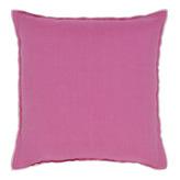 Designers Guild Brera Lino Cushion Pale Rose