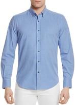 Robert Graham Modern American Gingham Slim Fit Button-Down Shirt