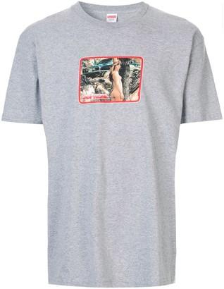 Supreme Larry Clark Girl T-shirt