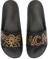 MCM Logo Slide Sandal Men's Slide Shoes