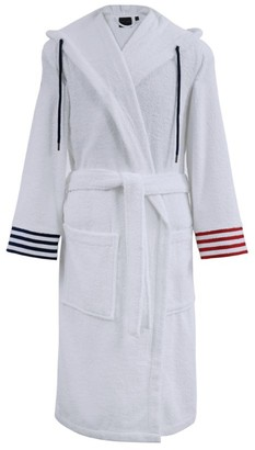 Ralph Lauren Travis Cotton Robe (Small/Medium)
