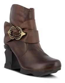L'Artiste Women's Natia Sculptured Heel Booties Women's Shoes