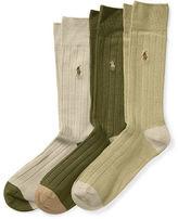 Polo Ralph Lauren Soft-Touch Trouser Sock 3-Pack