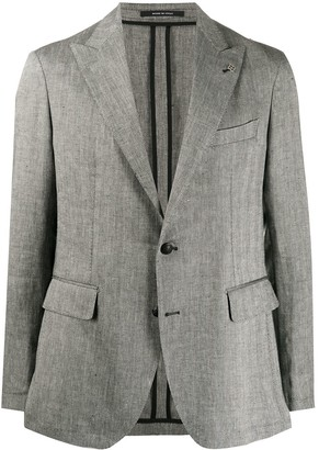 Tagliatore Darwin single breasted blazer