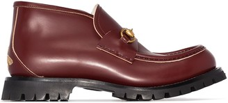 Gucci Django horsebit-detail loafers