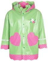 Playshoes Waterproof jacket grün