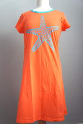 The Haley Boutique Starfish Preppy T-Dress