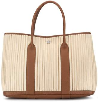 Hermes Pre-Owned 2008 Garden Party MM tote