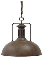 Signature Design by Ashley Famke Pendant Light Antique Brown