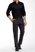 Thomas Dean Cotton Stretch Trouser