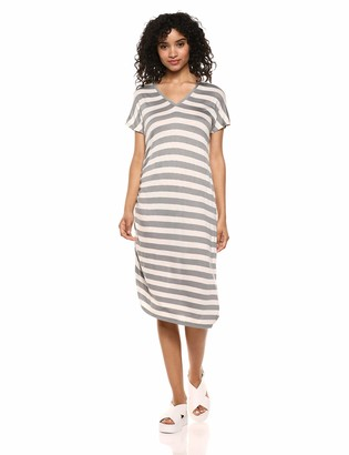 Kenneth Cole Women's Side Ruched Dress