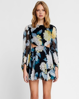 Alice McCall Wild Frontiers Mini Dress