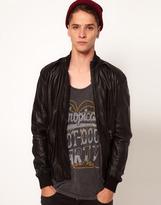 Lot 78 Tyler Leather Jacket