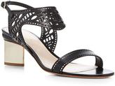 Nicholas Kirkwood Leda Laser Cut Sandals