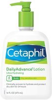 Cetaphil Daily Advance Ultra Hydrating Lotion - 16 oz