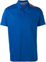 Rossignol logo sleeve polo shirt - men - Cotton - 44