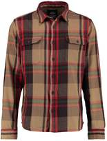 Dickies Meadville Shirt Chocolate Brown
