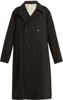 Chimala Double-breasted wool-blend tweed coat