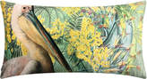 Fly London Vanilla Pelican Mimosa Velvet Cushion - 40x80cm