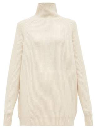 Max Mara Disco Sweater - Womens - Cream
