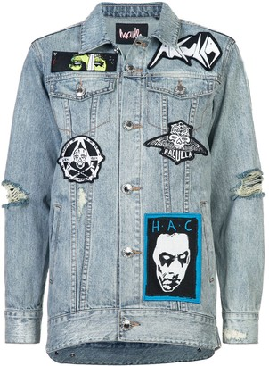 Haculla Rancid denim jacket