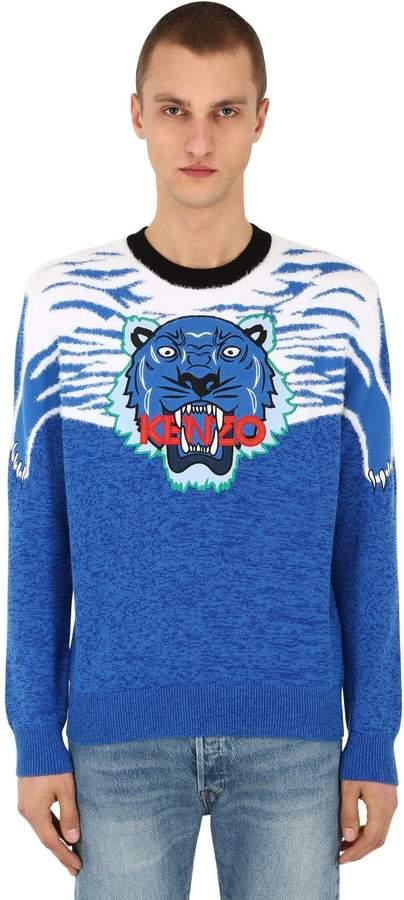 e5e4398d Kenzo Men's Sweaters - ShopStyle