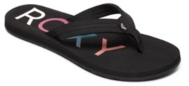 Roxy Vista Ii Flip-Flop Sandals Women's Shoes