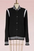 Givenchy Oversized Teddy Jacket