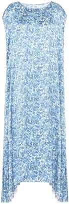 Vetements Floral maxi dress