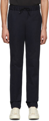 A.P.C. Navy Kaplan Trousers