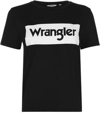 Wrangler Logo T Shirt