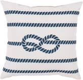 Surya Coastal Decorative Indoor/Outdoor Pillow