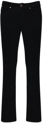 17.5 Super Slim Stretch Velvet Pants