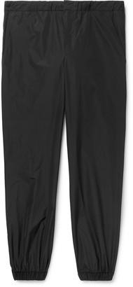 Prada Slim-Fit Tapered Shell Sweatpants