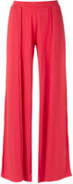 Lygia & Nanny - wide trousers - women - Spandex/Elastane/Viscose - 38