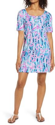 Lilly Pulitzer Gavyn Print Shift Dress