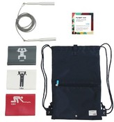 Flight 001 Fitness Kit - Black