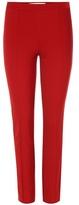 Diane von Furstenberg Skinny mid-rise trousers