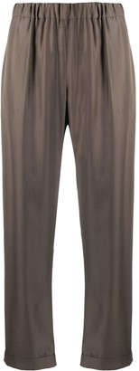 P.A.R.O.S.H. Elasticated Waistband Trousers