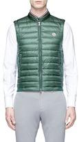 Moncler Jersey back down puffer vest