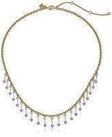 Rebecca Minkoff Multi Arrow Charm Necklace