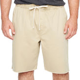THE FOUNDRY SUPPLY CO. The Foundry Big & Tall Supply Co. Jogger Shorts-Big and Tall
