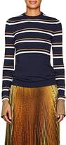 Cédric Charlier Women's Striped Wool-Blend Sweater