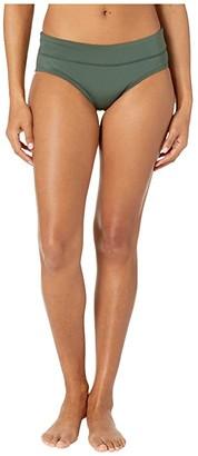 Nike Essential Full Bottoms (Galactic Jade) Women's Swimwear