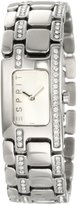 Esprit Women's ES102322002 Organic Glam Silver Houston Classic Fashion Analog Wrist Watch