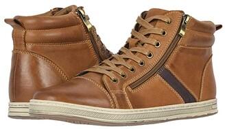 Propet Lucas Hi (Tan Waxy Nubuck) Men's Lace up casual Shoes