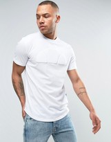 Ellesse Italia T-shirt With Towelling Logo