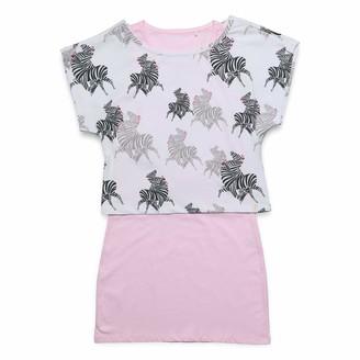 Esprit Girls' Knit Dress SS
