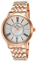 Lucien Piccard Women's LP-40004-RG-22S Sofia Rose Gold-Tone Stainless Steel Watch