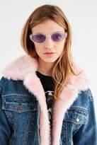 Quay #QUAYxKYLIE As If! Cat-Eye Sunglasses